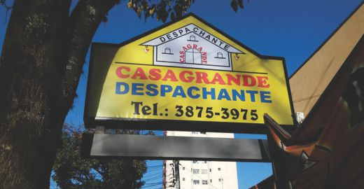Casa Grande Despachante